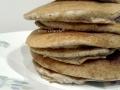 Pan Cake con farina di miglio e farina di Mandorle