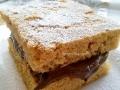 Pan di Spagna Vegan con Crema al Cacao