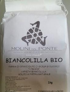 farina Biancolilla Molini del Ponte