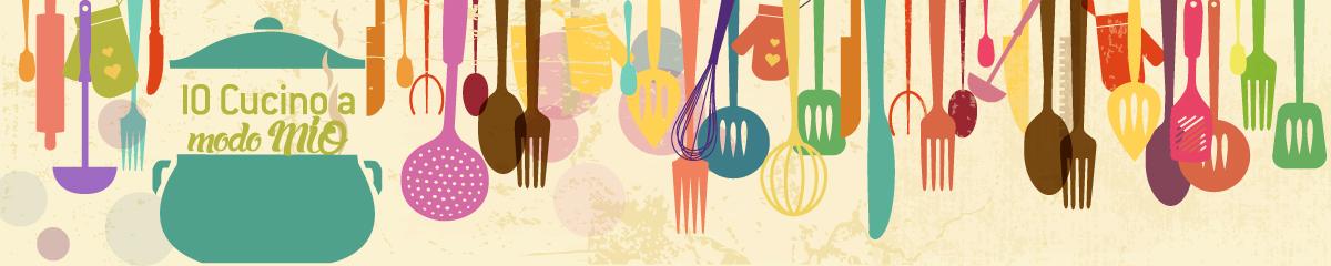 IO Cucino a modo Mio - Cucina Vegan per curarsi con il cibo naturale.