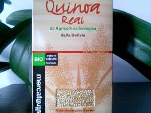 Quinoa Real della Bolivia