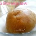 Pasta Brisè Vegan senza burro - Palla pronta per essere stesa e condita