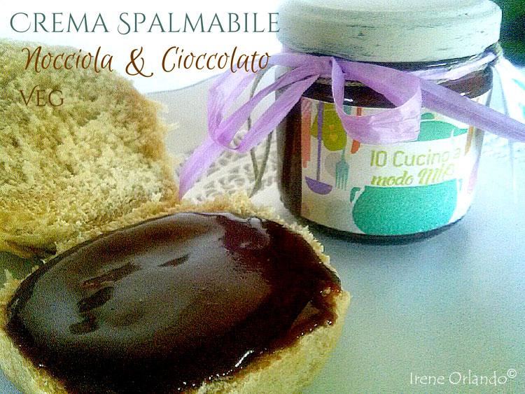 Ricetta della Crema spalmabile Nocciole e Cacao Vegan