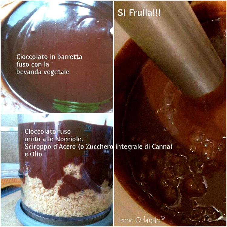 Ricetta della Crema spalmabile Nocciole e Cacao Vegan - Ingredienti e passaggi