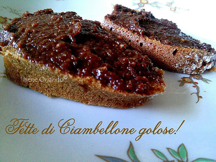 Ricetta della Torta Ciambellone fatto con Acqua Kangen e Farina di Tumminia - Ingredienti naturali, salutari e tutti vegetali