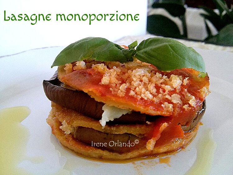 Ricetta delle Lasagne di Ceci con Melanzane e Pomodoro