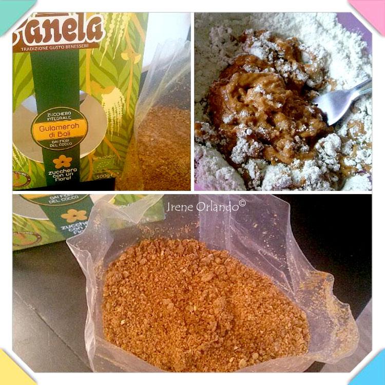 Ricetta dei Biscotti Vegan con Gocce di Cioccolato - Ingredienti