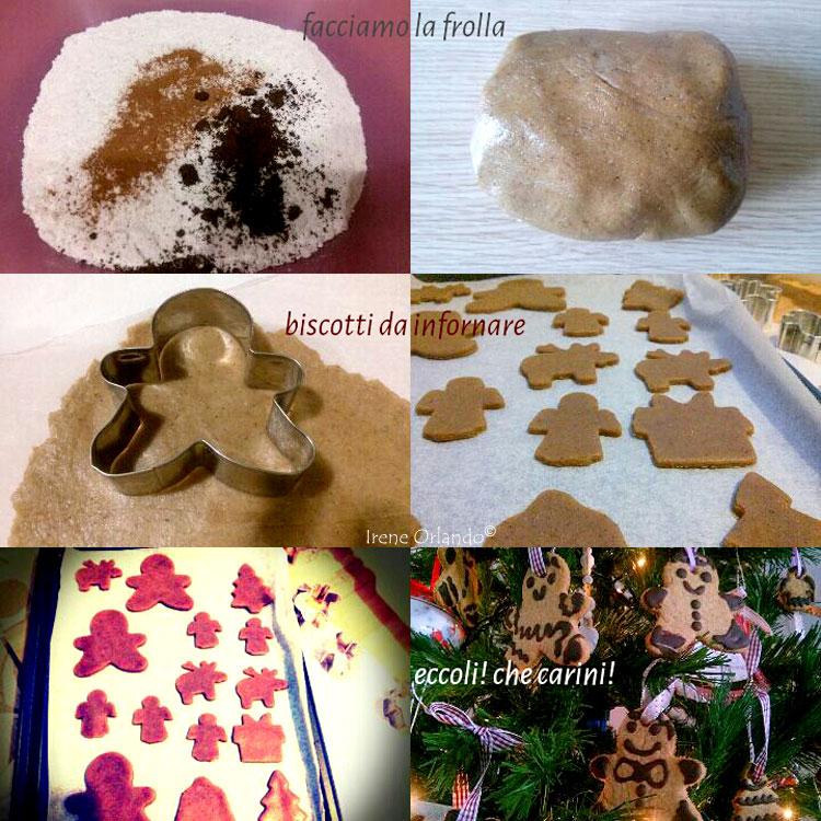 Ricetta dei Biscotti Pan di Zenzero con Cannella e Vaniglia - Ingredienti di base e procedimento da seguire