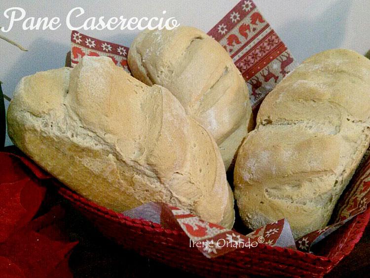 Ricetta del Pane Casereccio - Farina di Grani antichi siciliani - Lievitazione Naturale