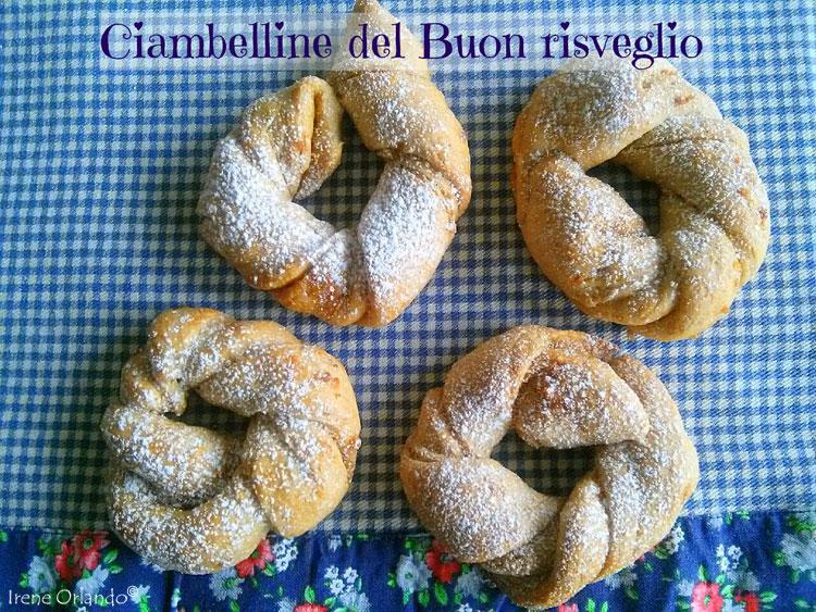 Ricetta delle Ciambelle dolci Vegan con Zucchero di Canna Integrale - senza latte e burro